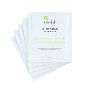 Rejuventating Peptide Mask 5 Pack Societe Nr